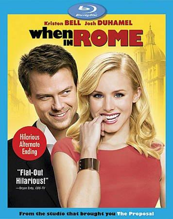 When In Rome (Blu-ray Disc)