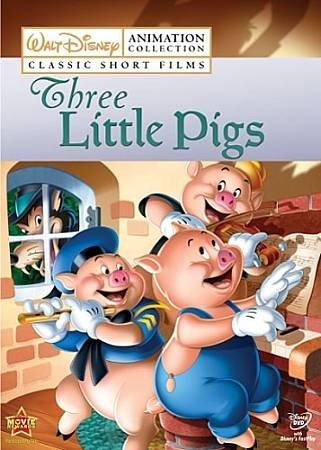 Disney Animation Collection Vol. 2: The Three Little Pigs (DVD)