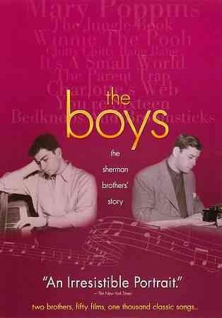 The Boys: The Sherman Brothers' Story (DVD)