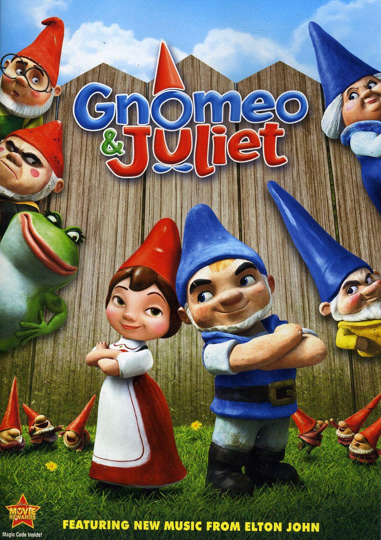 Gnomeo And Juliet (Spanish Stickered) (DVD)