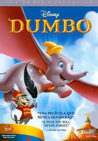 Dumbo (70th Anniversary Edition) (Spanish Package) (DVD)