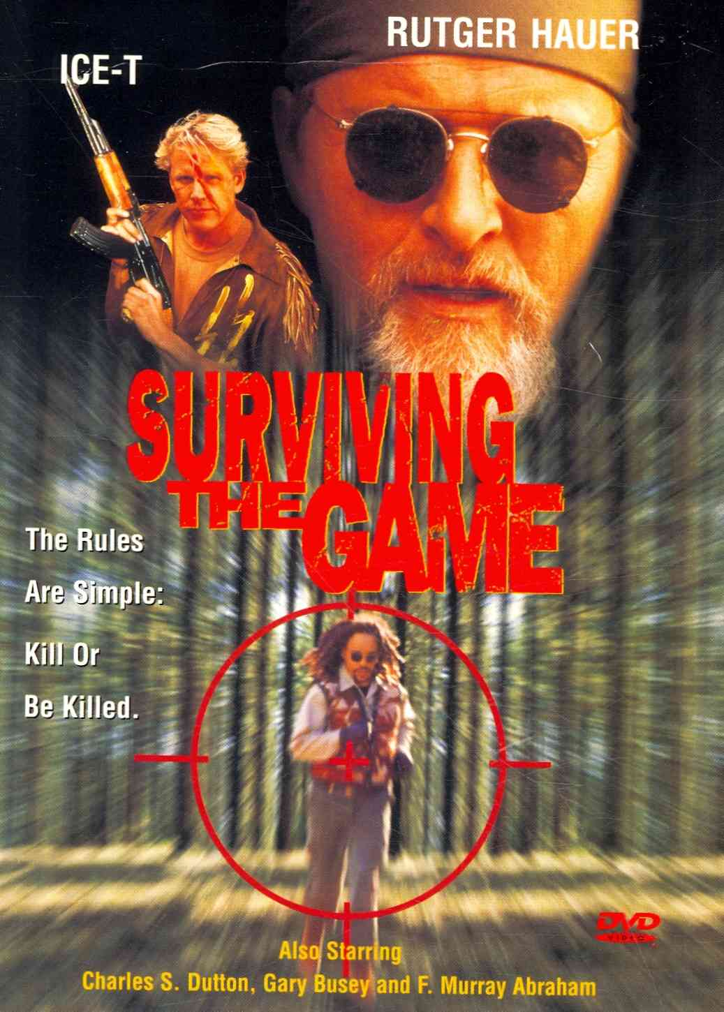Surviving the Game (DVD)