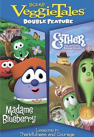 Veggie Tales: Madame Blueberry/Esther the Girl Who Would Be Queen (DVD)