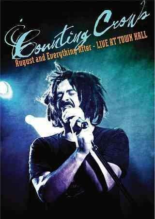 August and Everything After: Live From Town Hall (DVD)