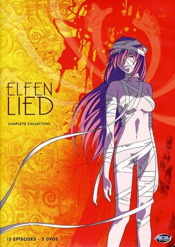 Elfen Lied: Complete Collection (DVD)