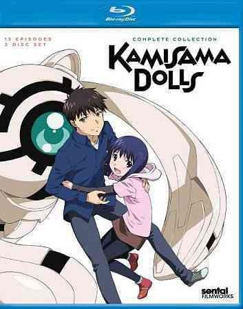 Kamisama Dolls: Complete Collection (Blu-ray Disc)