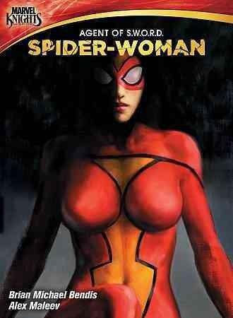 Marvel Knights Spider-Woman: Agent Of S.W.O.R.D (DVD)