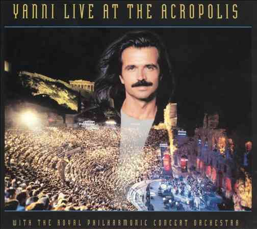 George Veras/Yanni - Live At the Acropolis