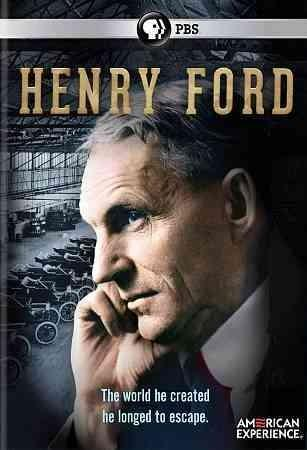 American Experience: Henry Ford (DVD)