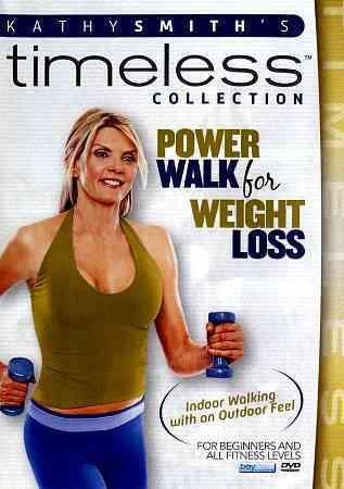 Kathy Smith Timeless Collection: Power Walk for Weight Loss