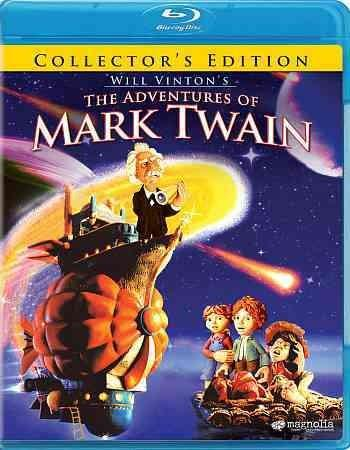 The Adventures of Mark Twain (Collector's Edition) (Blu-ray Disc)