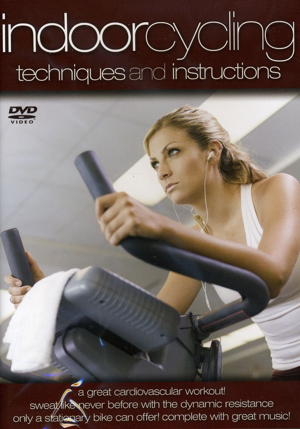 Indoor Cycling: Techniques And Instructions (DVD)