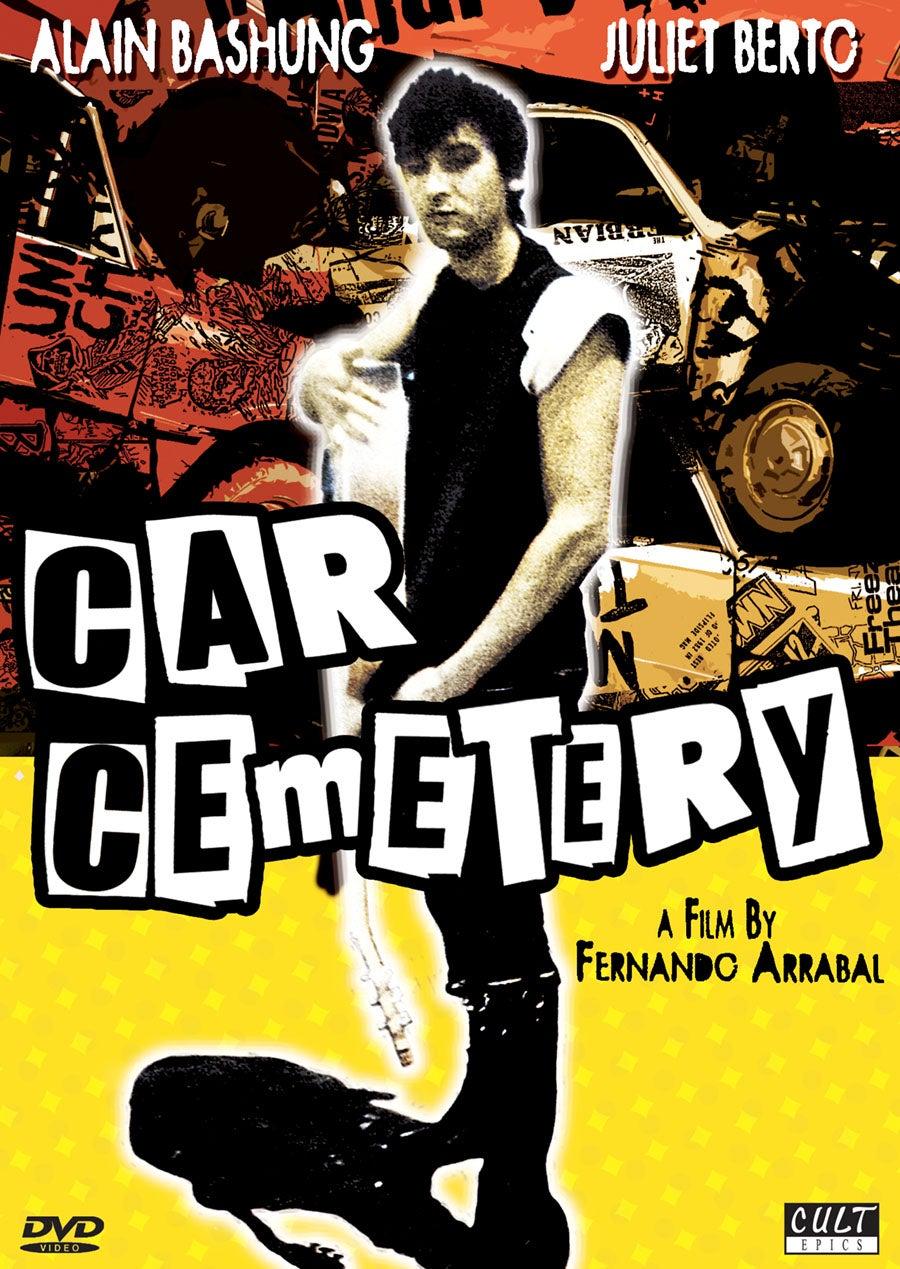 Car Cemetery (DVD)