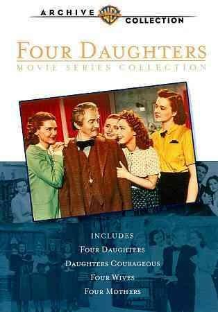 Four Daughters Movie Series Collection (DVD)
