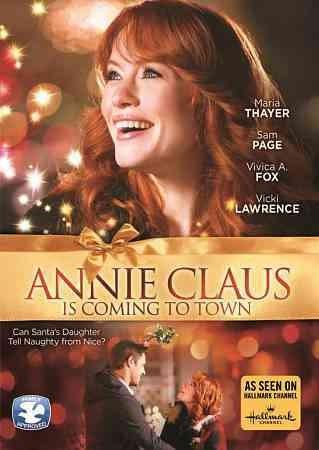 Annie Claus Is Coming To Town (DVD)