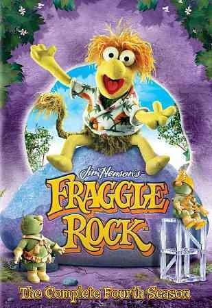 Fraggle Rock: Season 4 (DVD)