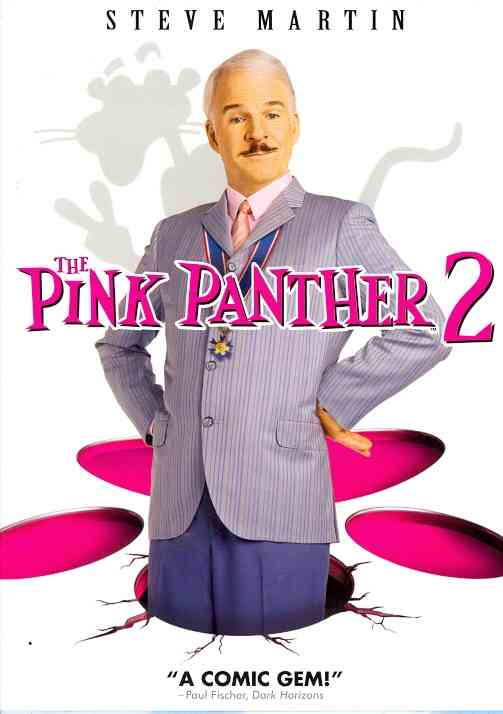 The Pink Panther 2 (DVD)