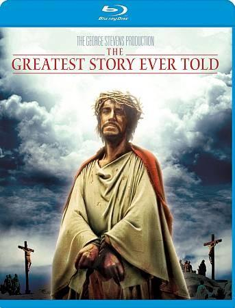 The Greatest Story Ever (Blu-ray Disc)