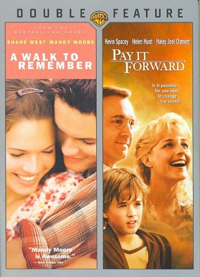 A Walk to Remember/Pay It Forward (DVD)