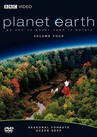 Planet Earth Volume 4: Seasonal Forests/Ocean Deep (DVD)