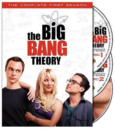 Big Bang Theory: The Complete First Season (DVD)