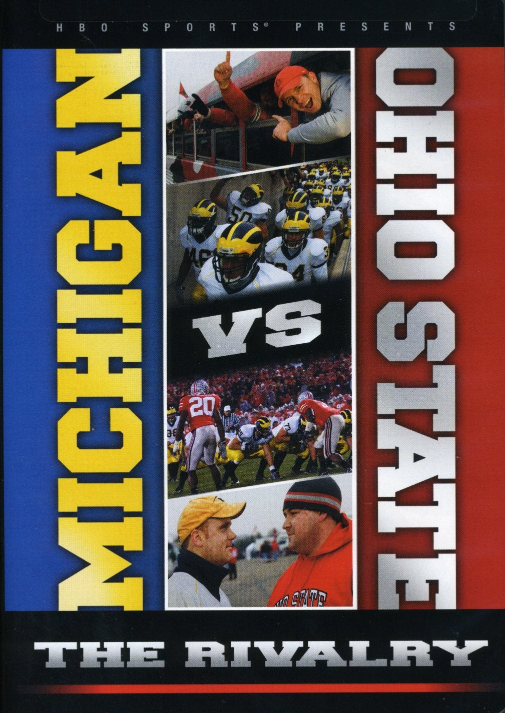 Michigan vs. Ohio State: The Rivalry (DVD)
