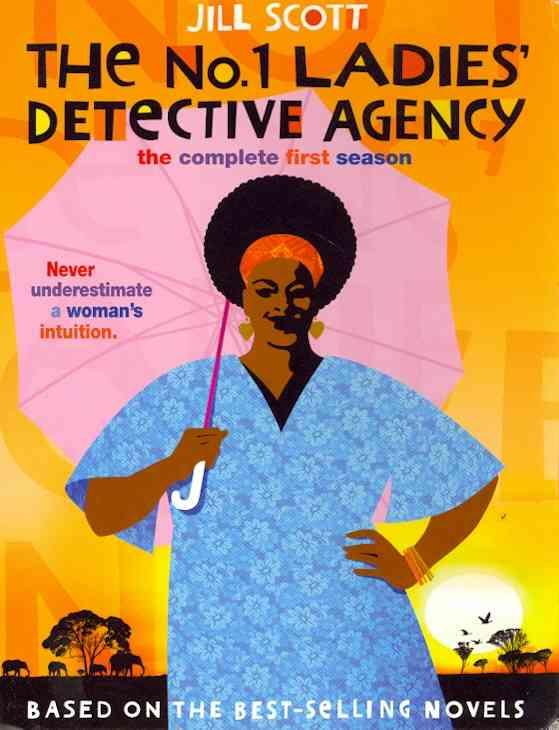 The No. 1 Ladies` Detective Agency - The Complete Season (DVD)