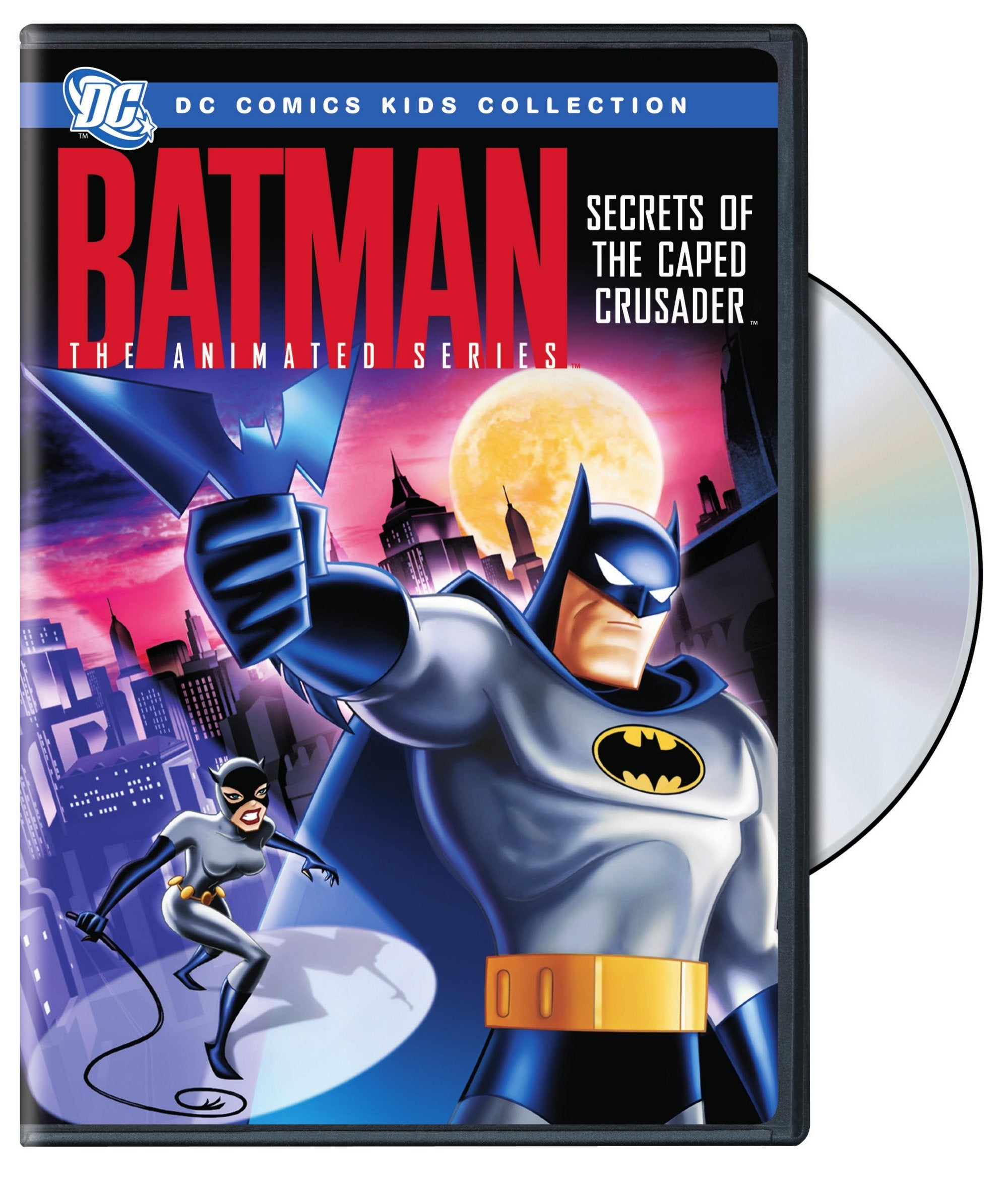 Batman: The Animated Series- Secrets of the Caped Crusader (DVD)