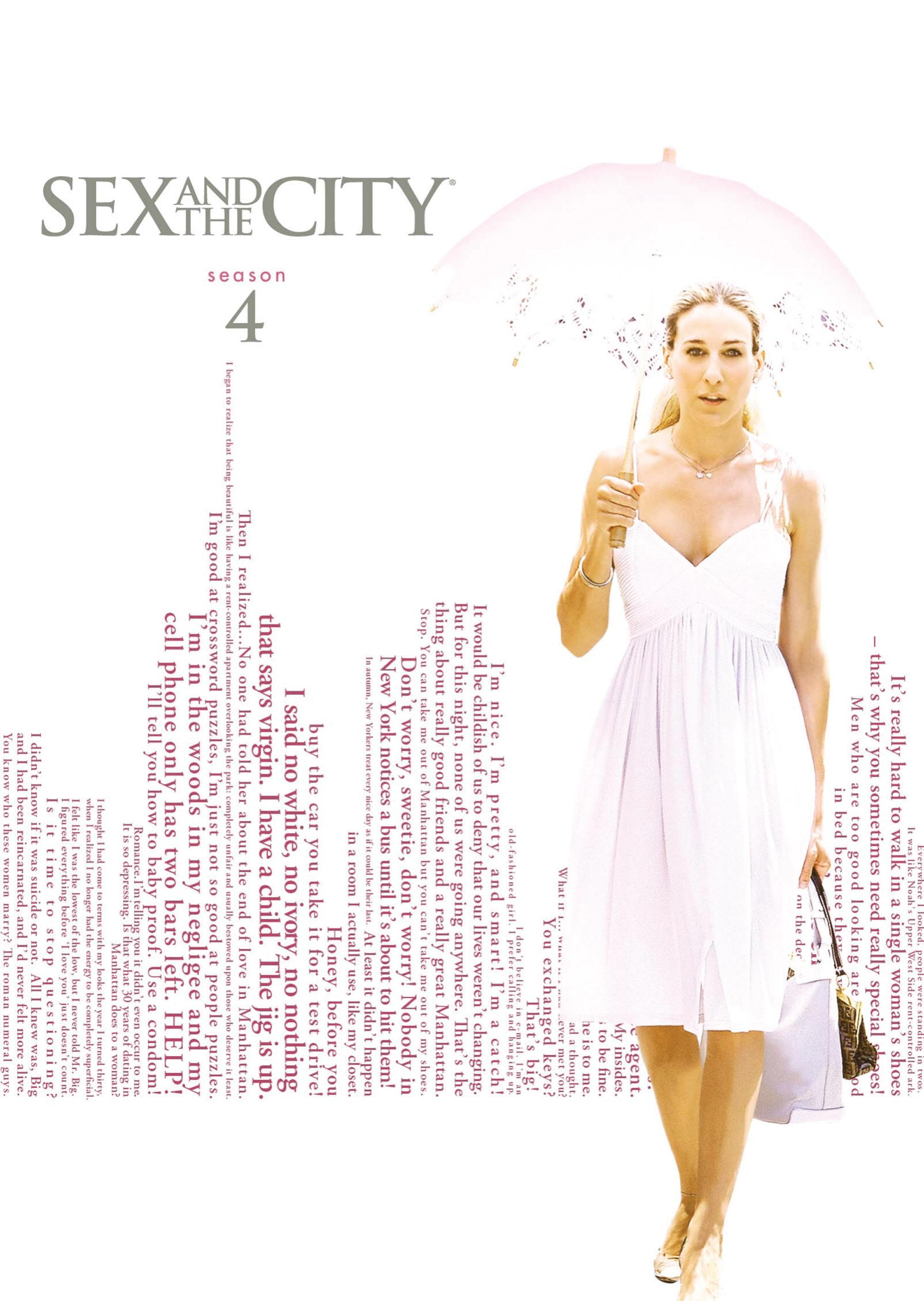 Sex and the City: The Complete Fourth Season (DVD)