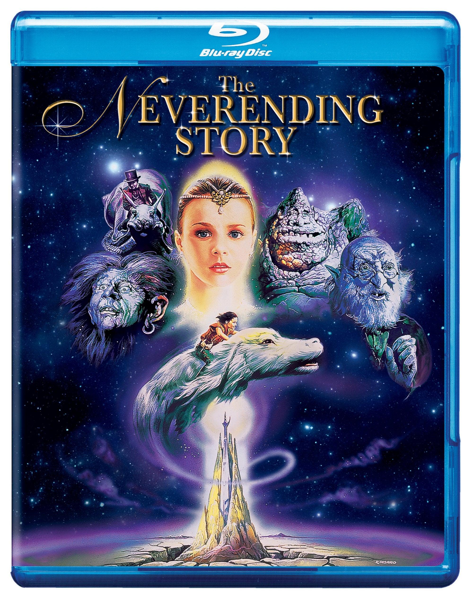 Neverending Story (Blu-ray Disc)