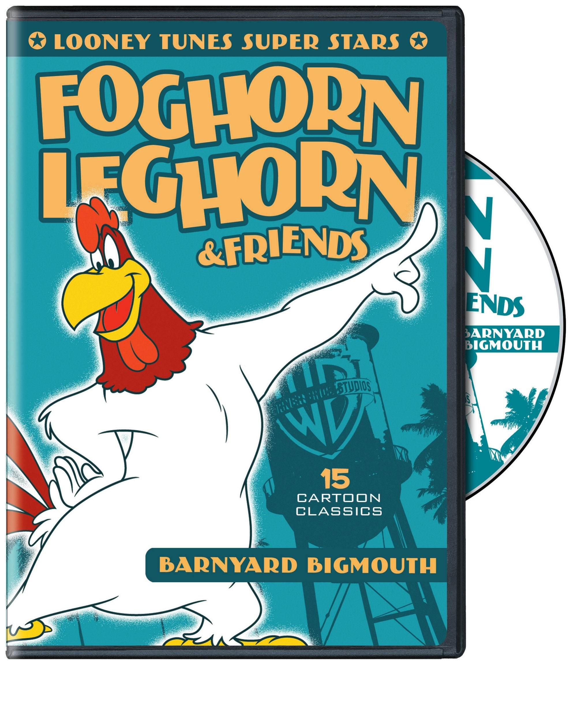 Looney Tunes Super Stars: Foghorn Leghorn & Friends (DVD)