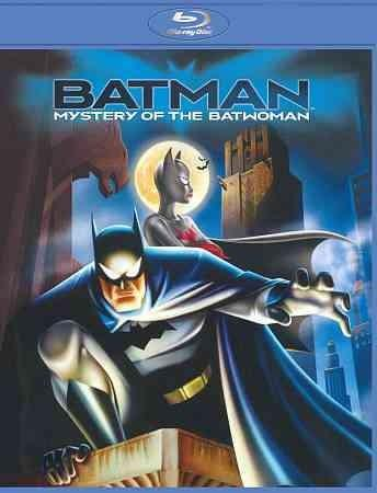 Batman: Mystery Of The Batwoman (Blu-ray Disc)