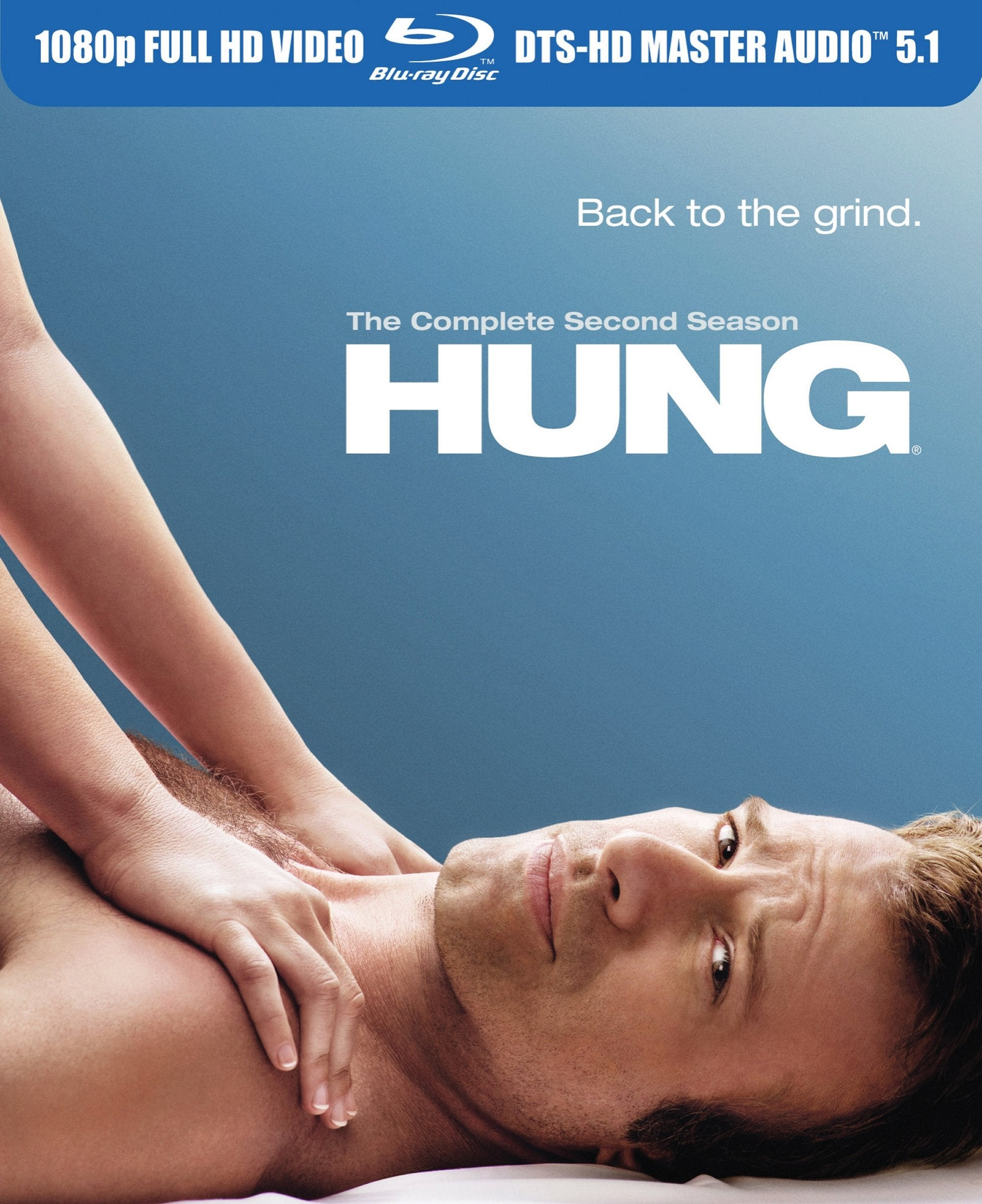Hung: The Complete Second Season (Blu-ray Disc)
