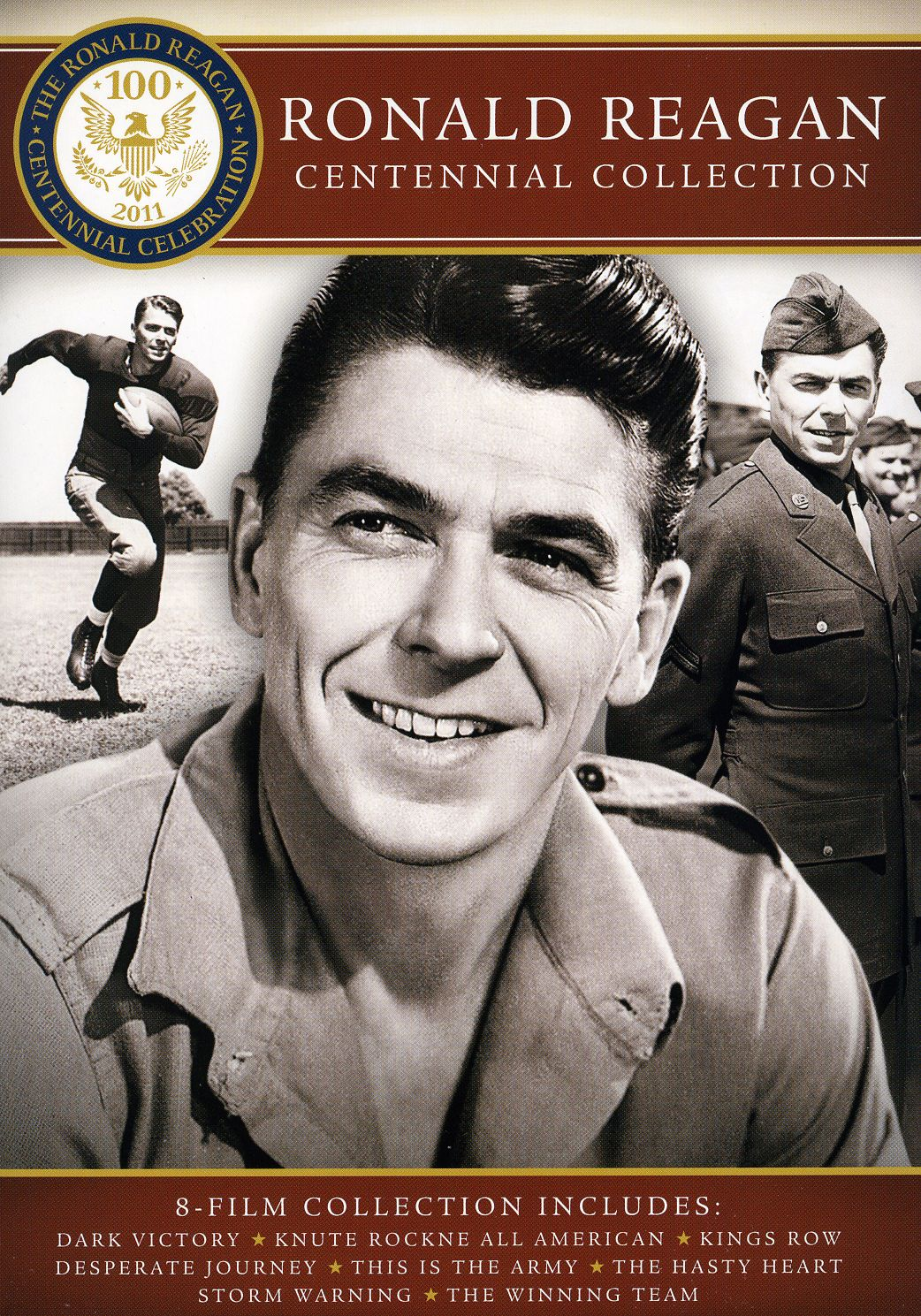 Ronald Reagan Centennial Collection (DVD)