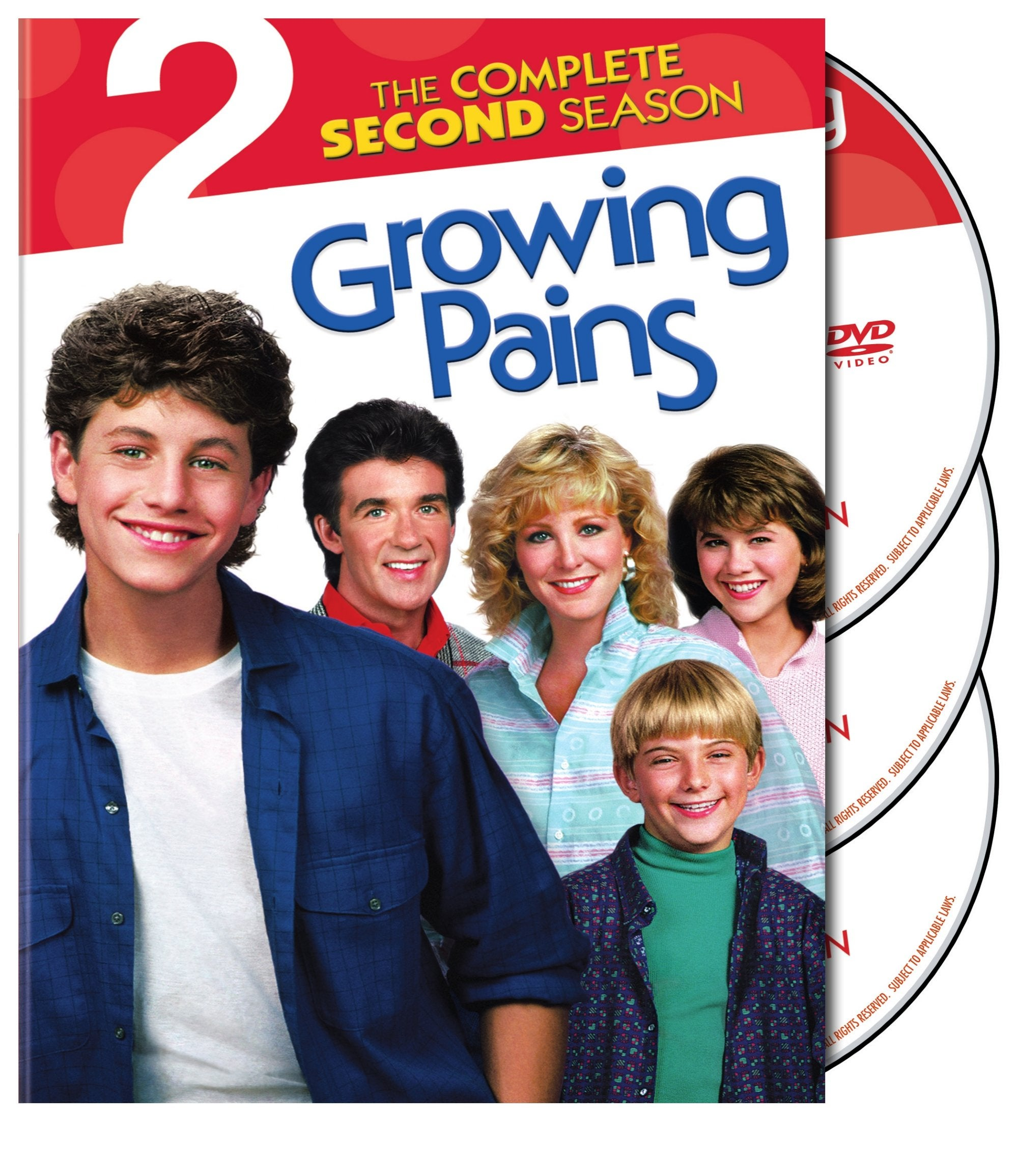 Growing Pains: The Complete Second Season (DVD)