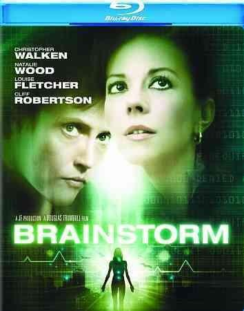 Brainstorm (Blu-ray Disc)