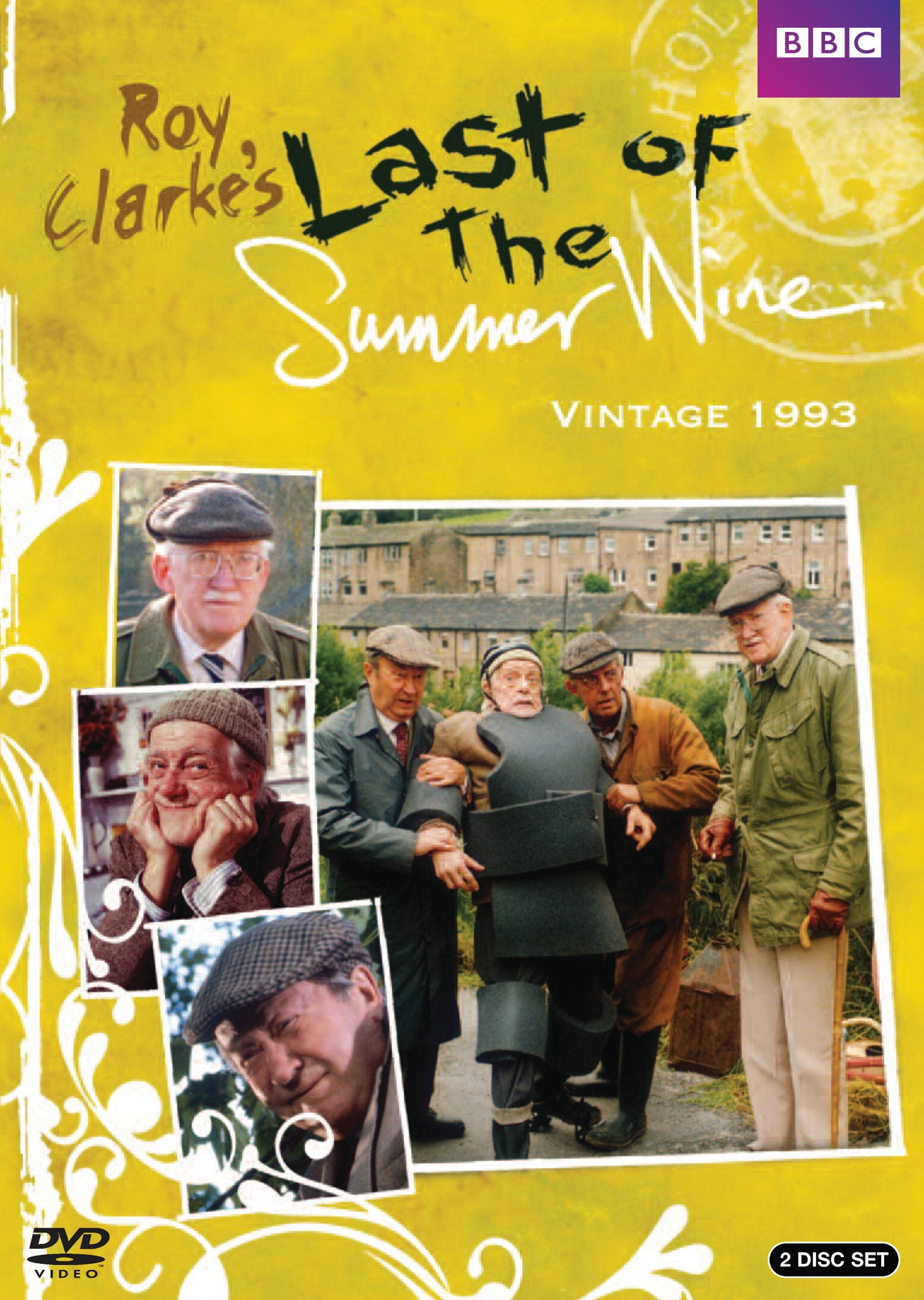 Last Of The Summer Wine: Vintage 1993 (DVD)