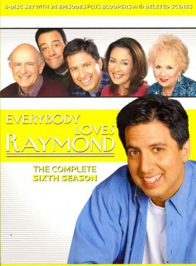 Everybody Loves Raymond: The Complete Seasons 6 and 7 (DVD)