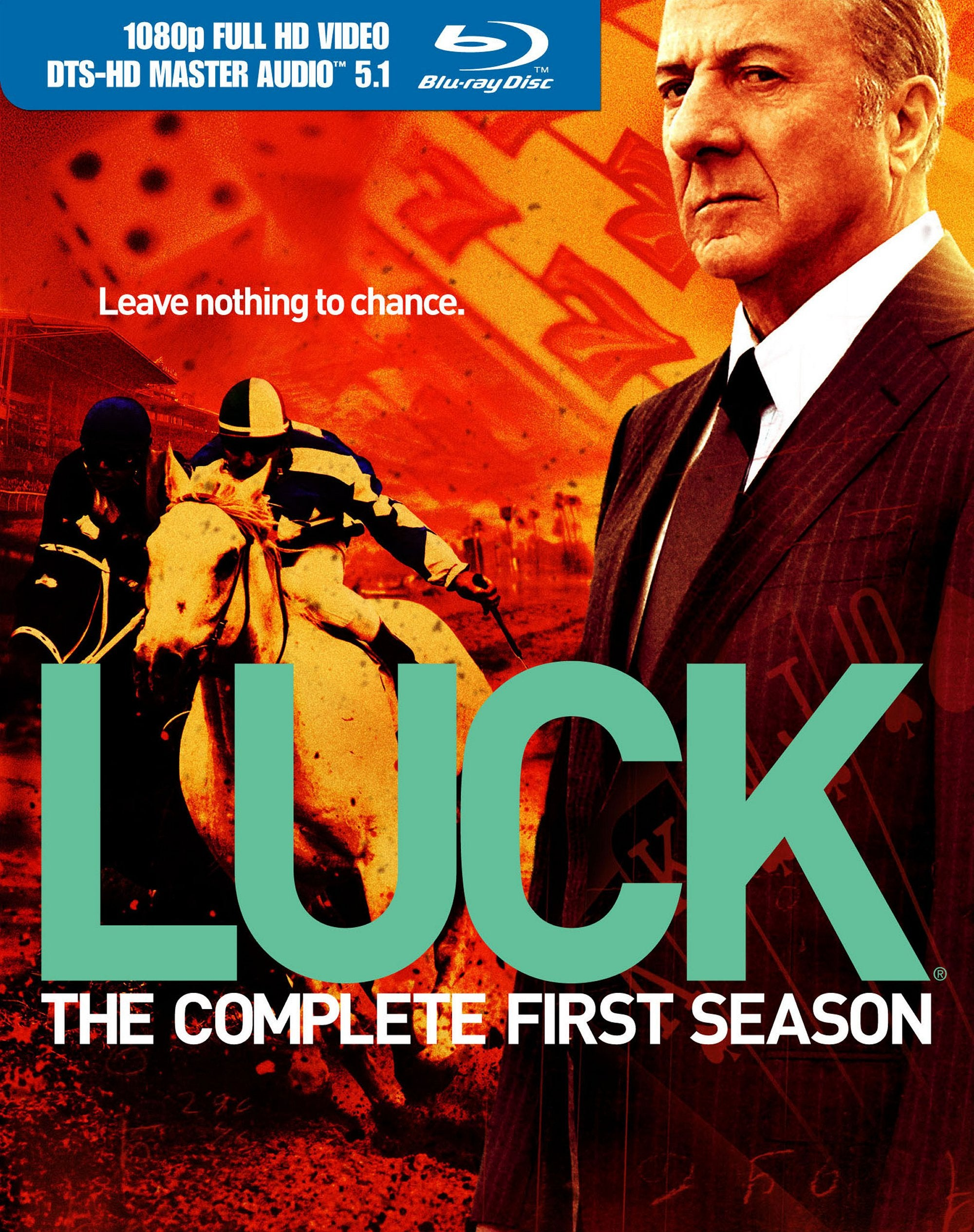 Luck: The Complete First Season (Blu-ray Disc)
