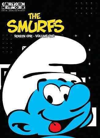 The Smurfs: Season 1, Volume 1 (DVD)