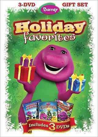 Barney: Barney Holiday (DVD)