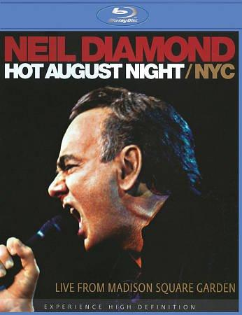 Hot August Night NYC (Blu-ray Disc)