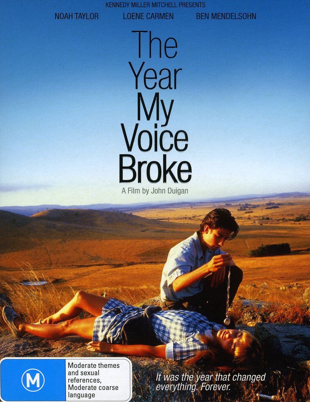 YEAR MY VOICE BROKE: 21ST ANNIVERSARY SPECIAL EDIT