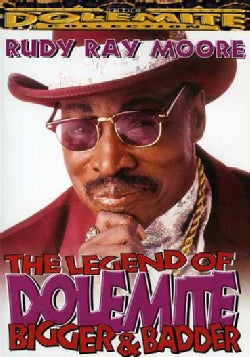 Legend of Dolemite: Bigger & Badder (DVD)