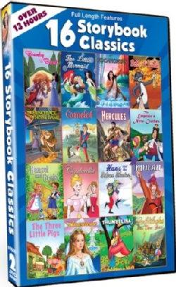 16 Storybook Classics (DVD)
