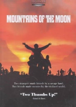 Mountains of the Moon (DVD)