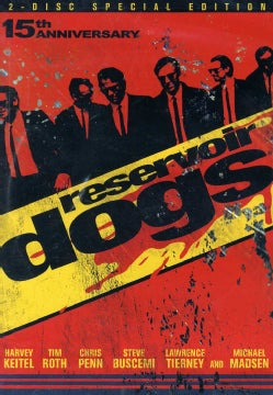 Reservoir Dogs 15th Anniversary Edition (DVD)