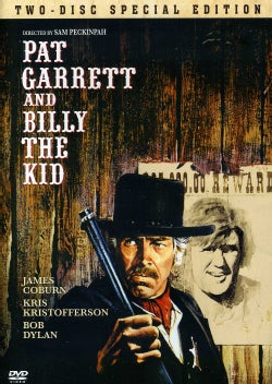 Pat Garrett & Billy the Kid: Special Edition (DVD)