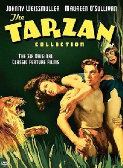 The Tarzan Collection Starring Jonny Weissumuller (DVD)