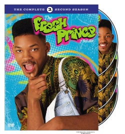 The Fresh Prince of Bel-Air: The Complete Second Season (DVD)